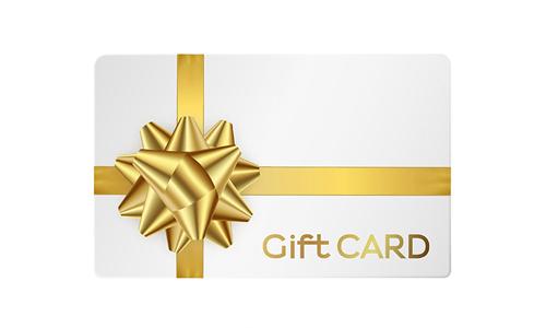 Gift-Card-menu