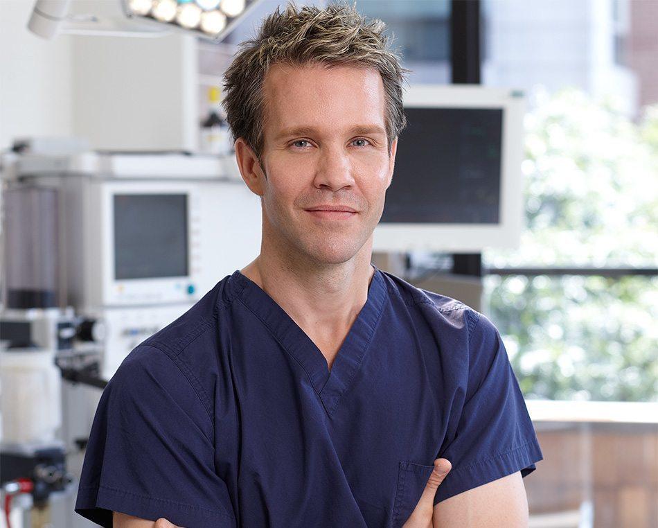 Dr. Cory Torgerson (MD, PhD, FRCSC)