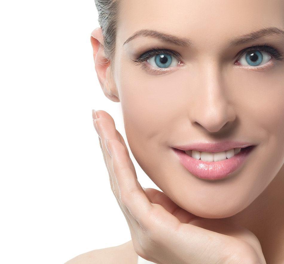 Laser for facial wrinkles