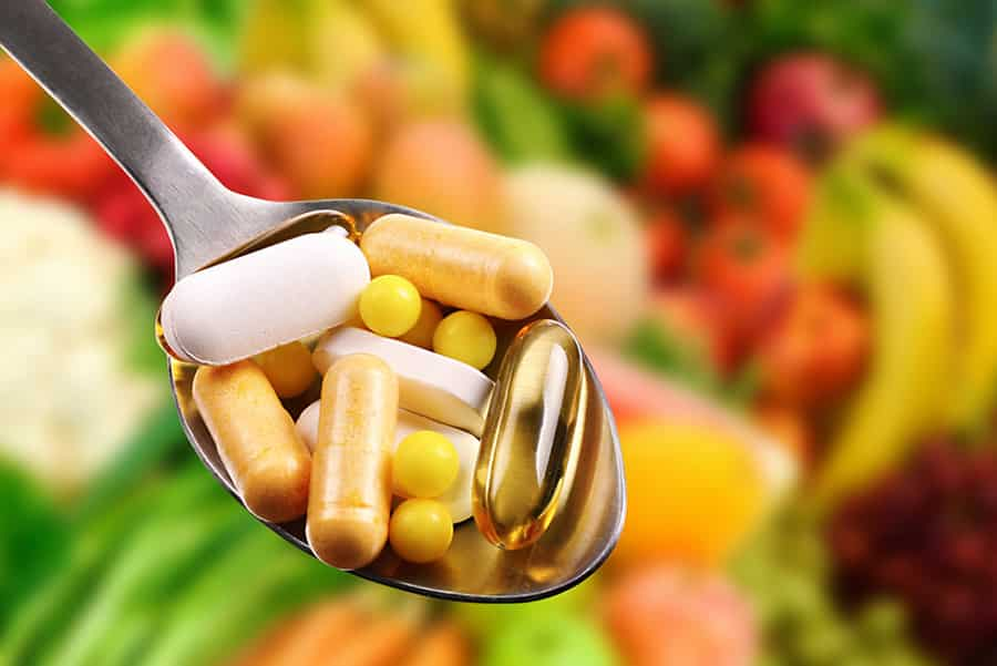 Vitamin Supplementation Before & After Plastic Surgery