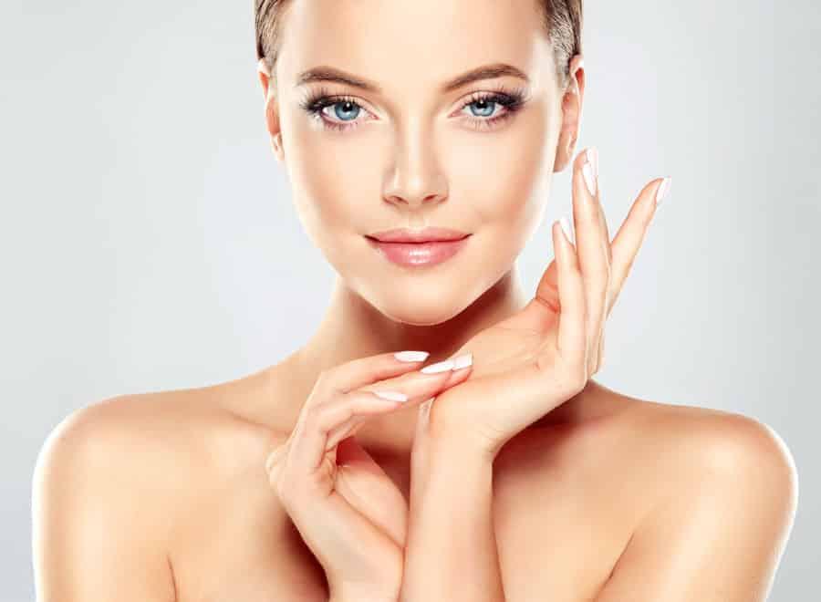 Facial Rejuvenation With IPL