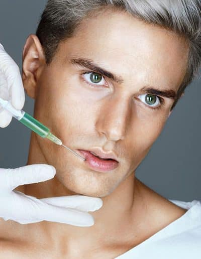 Lip Injection - Filler for Men