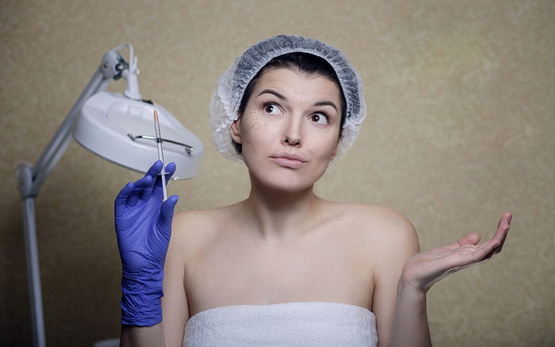 When it comes to facial surgery, what's the difference between plastic and cosmetic?